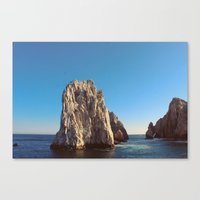 Los Cabos. Winter 2010. Canvas Print
