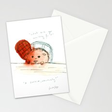 obviously. Stationery Cards