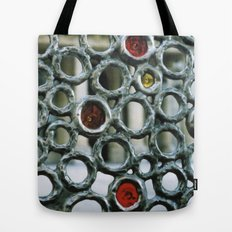 Bubbles on the Metro Tote Bag