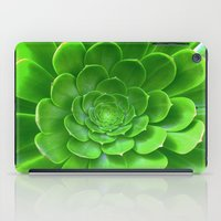 Green Within iPad Case