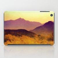 Painted Desert iPad Case