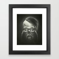 N.E.R.D. - (No-One Ever Really Dies) Framed Art Print