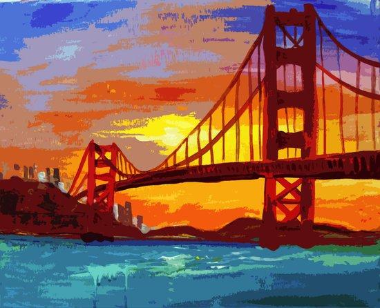 San Francisco, I Love You Art Print