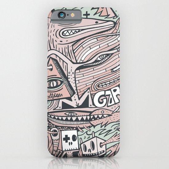 Hirsute iPhone & iPod Case