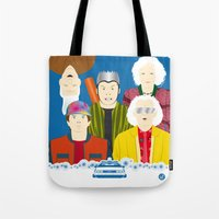 2015 (Faces & Movies) Tote Bag