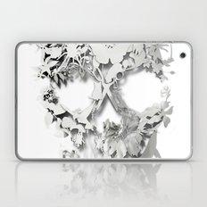 Simple Skull Laptop & iPad Skin