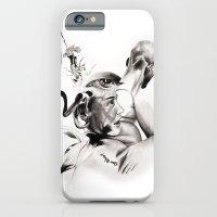 "iPhone & iPod Case featuring P.O.A.M (Portrait of a Memory) ""O"" by Martin Kalanda"