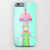 Neon Port iPhone 6 Slim Case