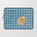 Charlie the Rabbit Laptop Sleeve
