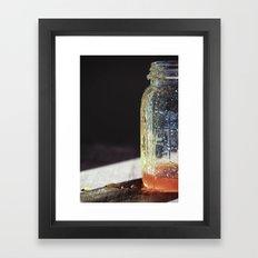 Sweeter than Honey - Kitchen Art Framed Art Print