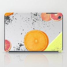 Orange And Grapefruit iPad Case