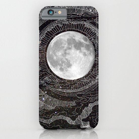 Moon Glow iPhone & iPod Case