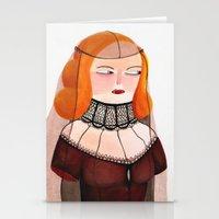 Lucrecia Stationery Cards