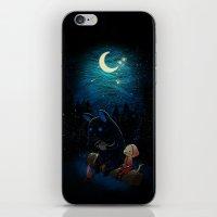 Camping 2 iPhone & iPod Skin