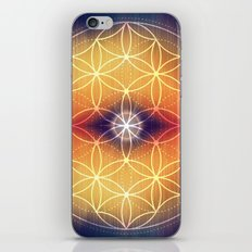 Flower of Life iPhone & iPod Skin
