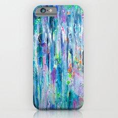 Silver Rain iPhone 6s Slim Case