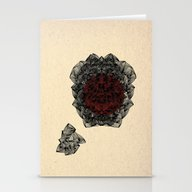 Stationery Cards featuring - Cosmos_02 - by Magdalla Del Fresto