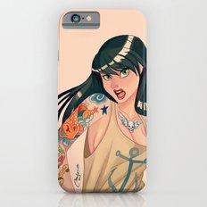 tattoo girl  iPhone 6s Slim Case