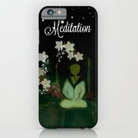 Meditaition by Sherriofpalmsprings iPhone 6 Slim Case