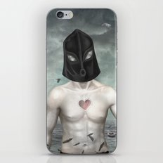 The Executioner iPhone & iPod Skin