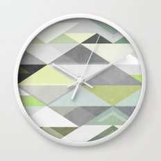 Nordic Combination III Wall Clock