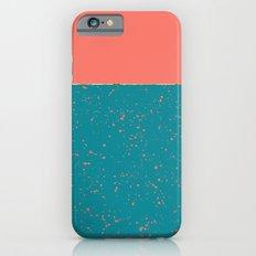 XVI - Peach 2 iPhone 6 Slim Case