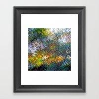 Ode To Monet Framed Art Print