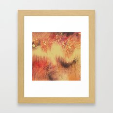 We Drift Deeper Framed Art Print