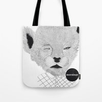Baby Puma Tote Bag