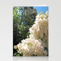 Crisp Afternoon Stationery Cards