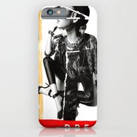 iPhone Cases featuring Opus 54 by Lopez Garcia