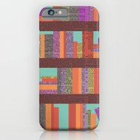 Books II iPhone 6 Slim Case