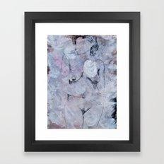 Lean Framed Art Print