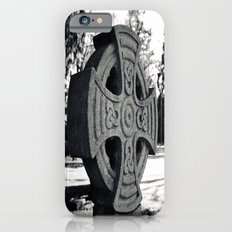 Celtic headstone iPhone 6s Slim Case