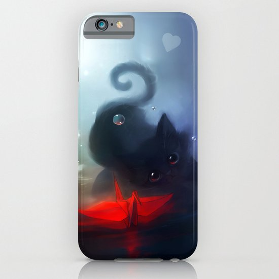 Faithful Mirror iPhone & iPod Case