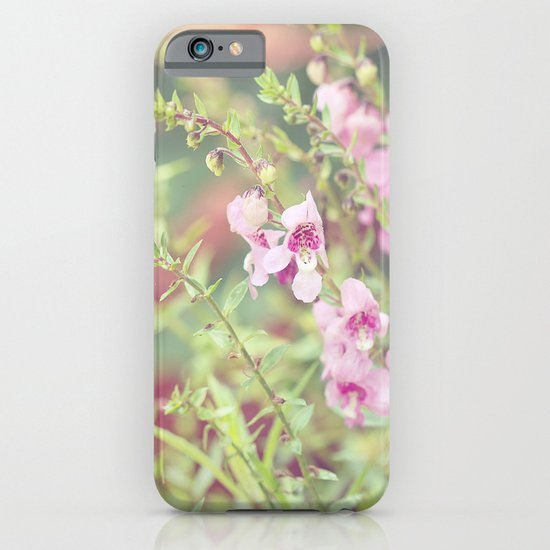 Summer Blooms iPhone & iPod Case