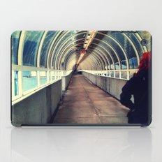 Onward Into The Tunnel Forbidden  iPad Case