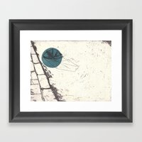 Kensington (I) Framed Art Print