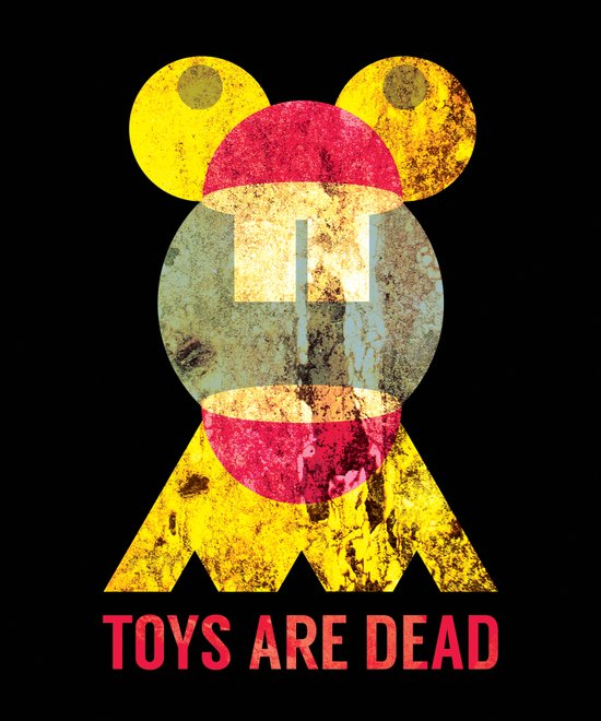 Toys Are Dead. Canvas Print