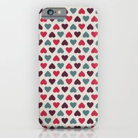 3Hearts iPhone 6 Slim Case