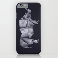 iPhone & iPod Case featuring Rhinogami by Lucas Scialabba :: Palitosci