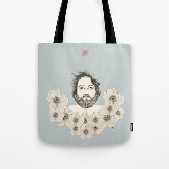 Waiting for spring ... Tote Bag