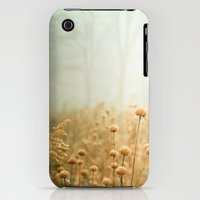 iPhone 3Gs & iPhone 3G Cases featuring Daybreak in the Meadow by Olivia Joy StClaire