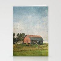 Rural Landscape #2 Stationery Cards