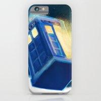 The TARDIS iPhone 6 Slim Case