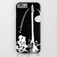 Space shuttle iPhone 6 Slim Case