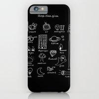 Things that Glow iPhone 6 Slim Case