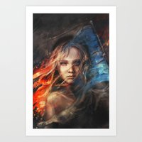 Do You Hear The People S… Art Print