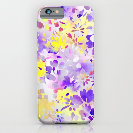 Floral Spirit 2 iPhone & iPod Case