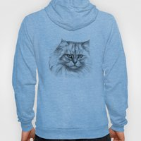 Expressive Glance Cat G1… Hoody